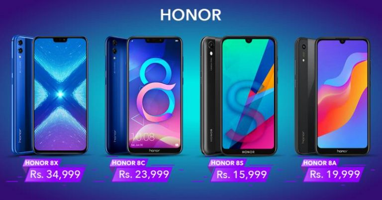 A Review Of The Honor 8-Series